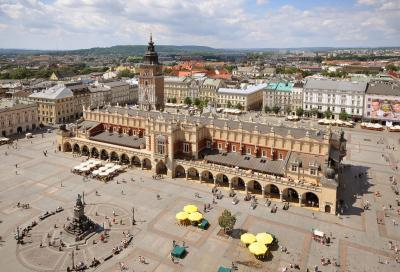 Main square of Krakow